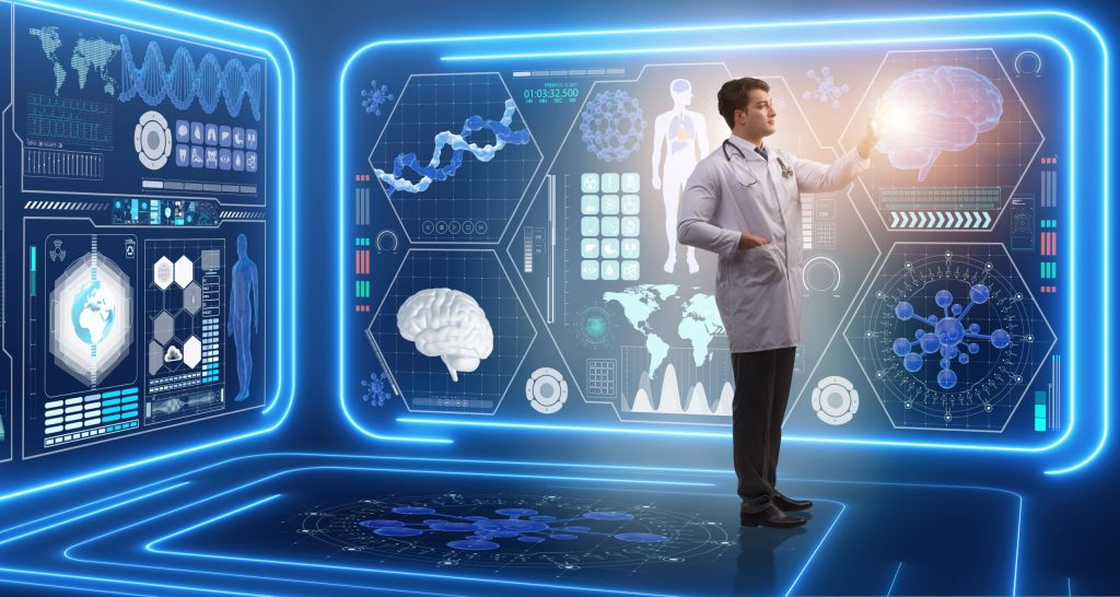 Artificial Intelligence  for Healthcare & Life Sciences